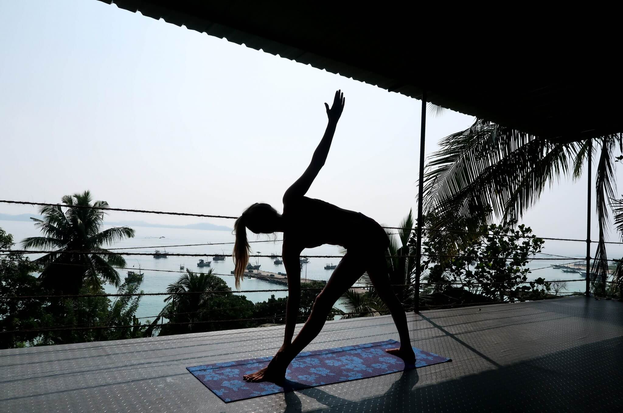 Yoga in Sri Lanka (2)