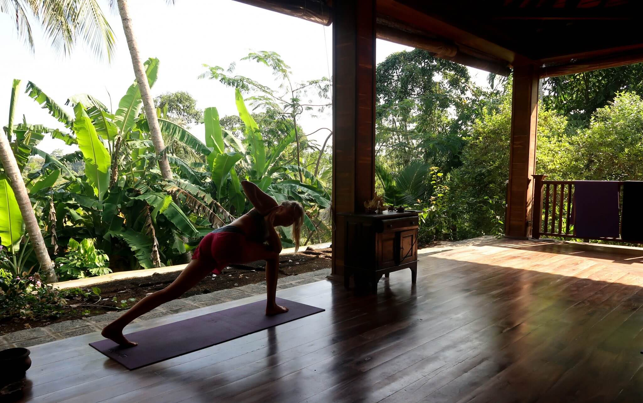 Yoga in Sri Lanka (4)