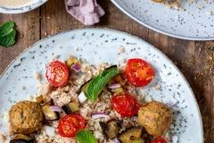 BOON I Blog artikel + recept ontwikkeling voor falafel