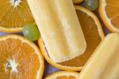 Frozzies I Instagram campagne voor natuurlijke fruitijsjes