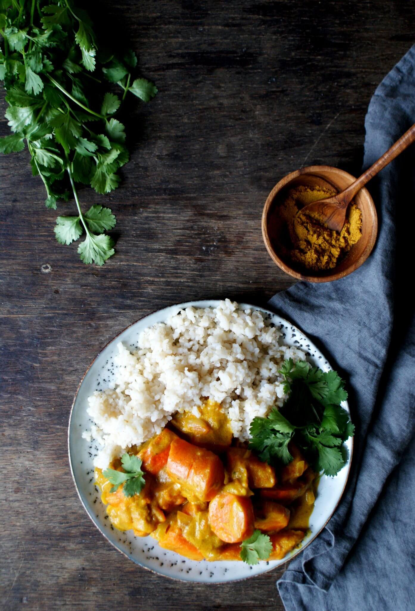 curry-met-pompoen-en-wortel