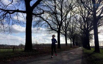 Eetdagboek van een marathonloopster