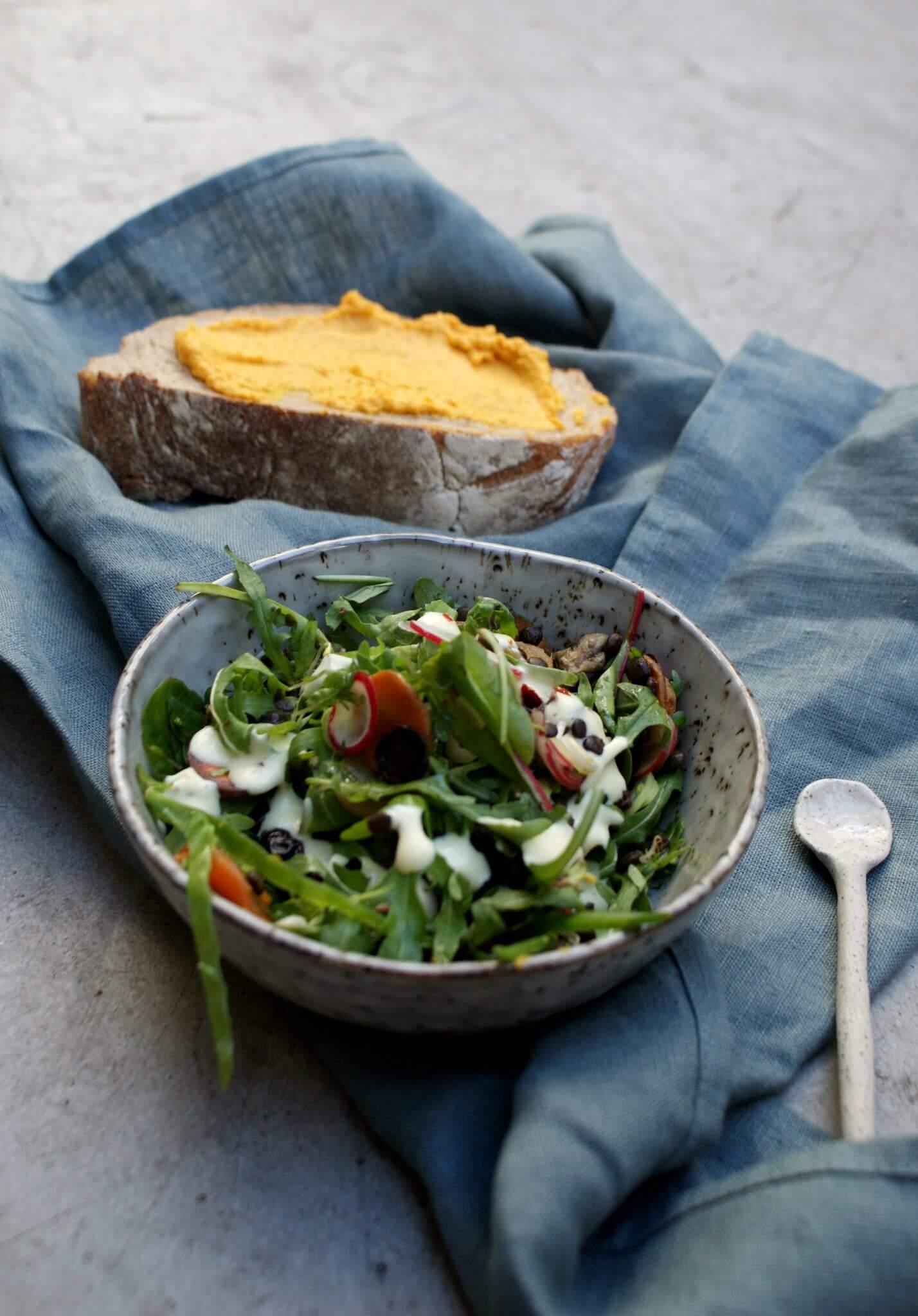 Gezond eten in restaurants
