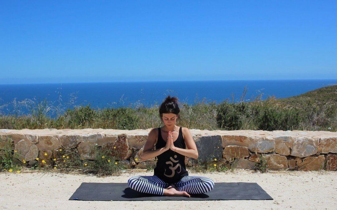 Eetdagboek van een yogini