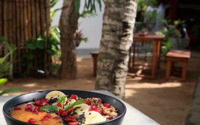 Hotspots en restaurants in Sri Lanka