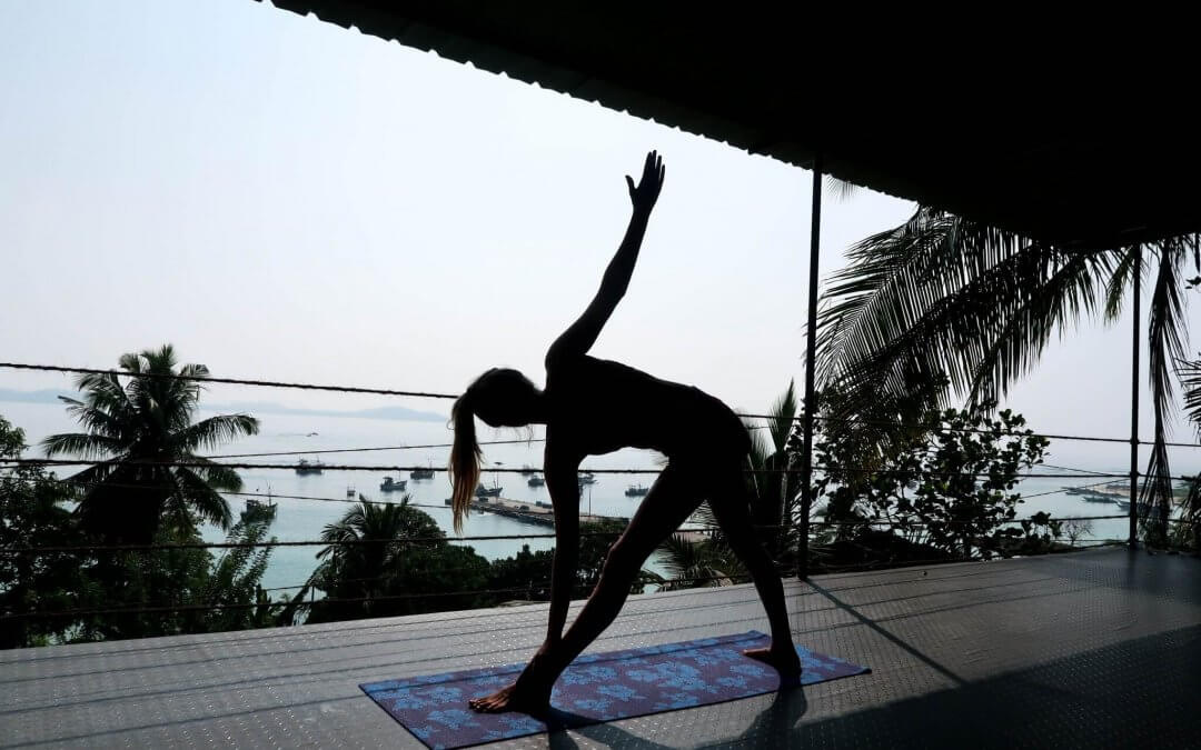 Yoga in Sri Lanka
