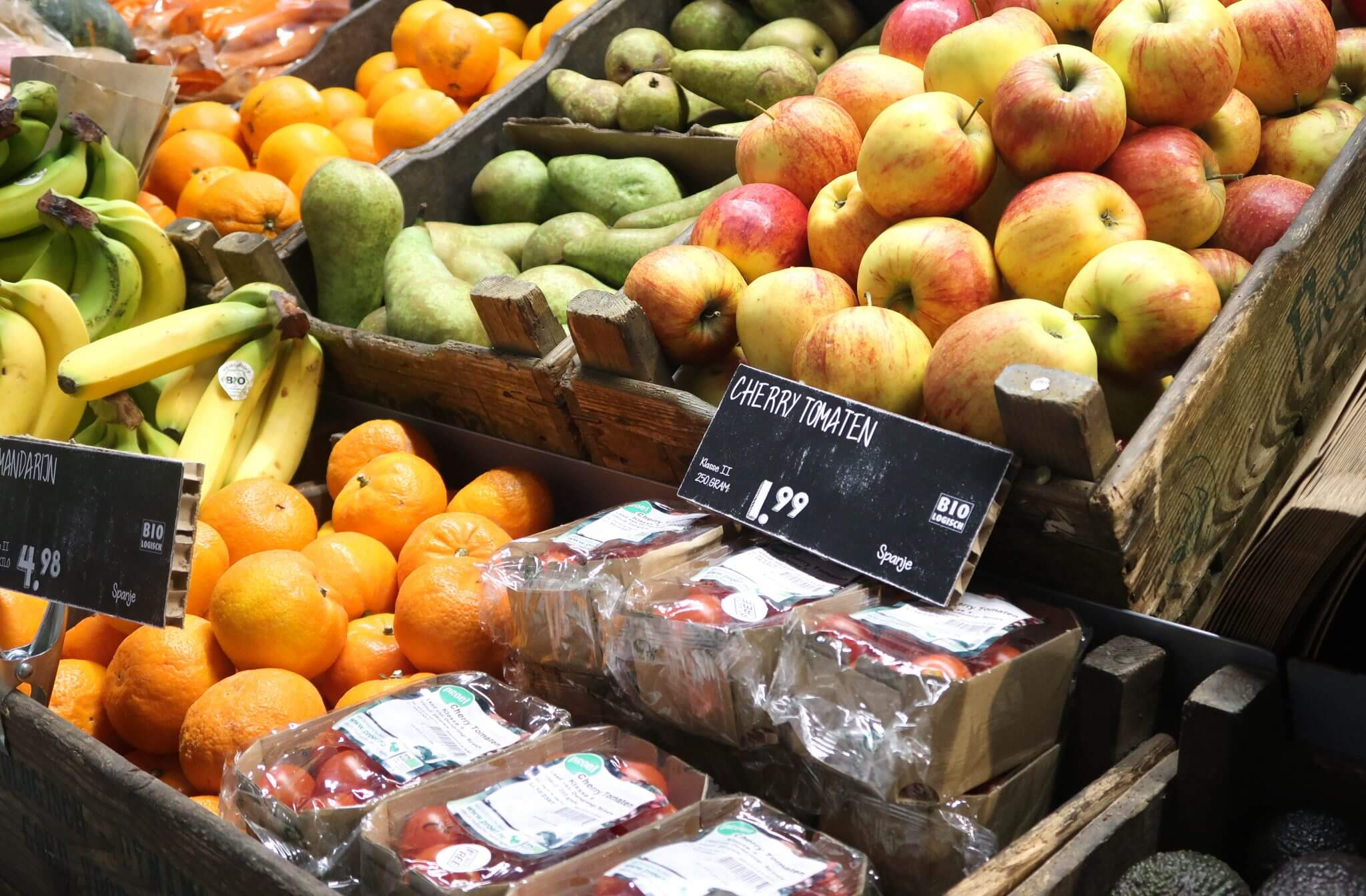 De plasticvrije supermarkt