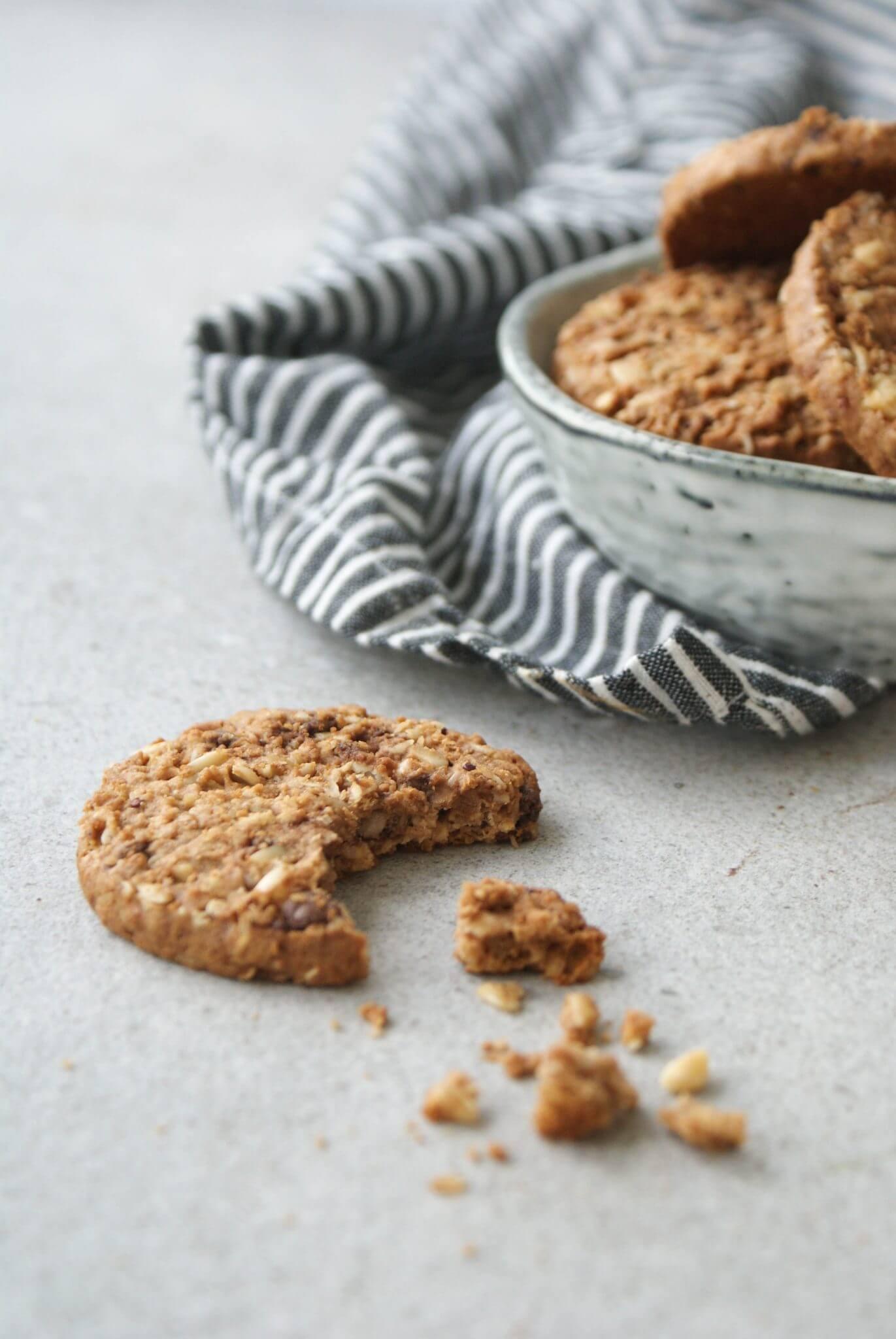 Getest: Granola koekjes