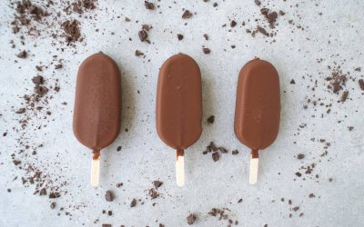 Getest: Vegan chocolade ijs