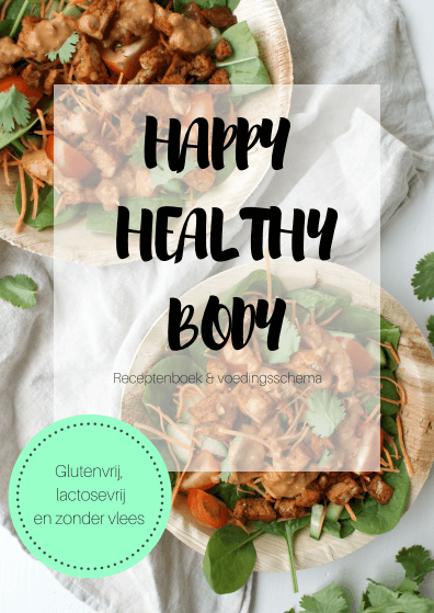 Happy healthy body e-book