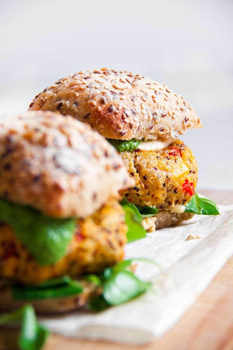 pompoen-quinoa-burgers