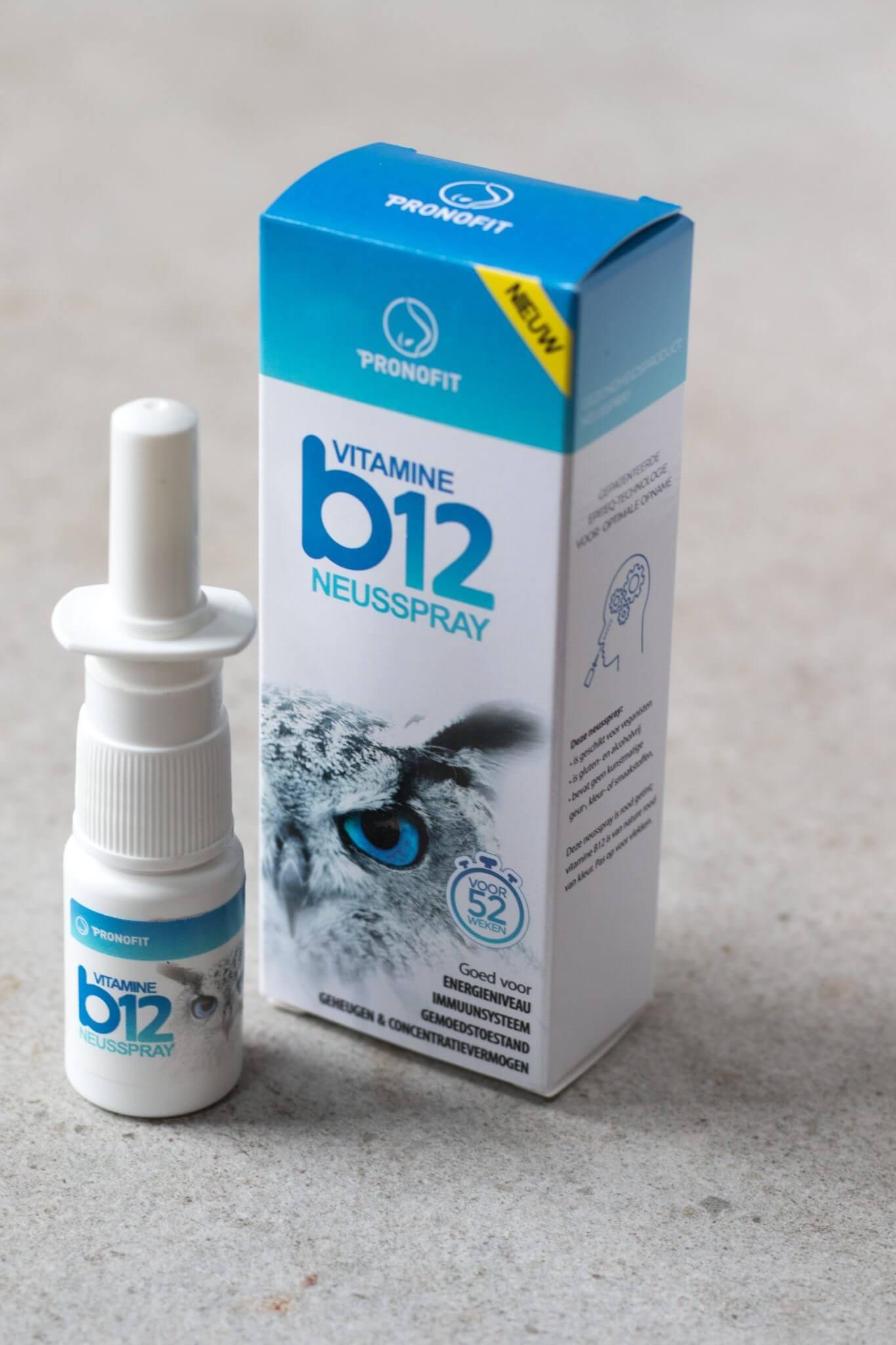vitamine-b12-neusspray