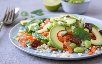 5x zomerse salades