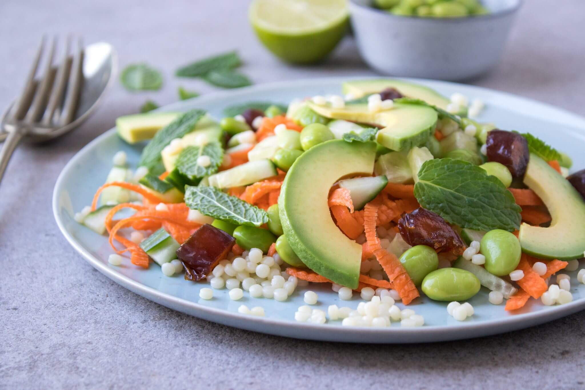 salade-met-parelcouscous