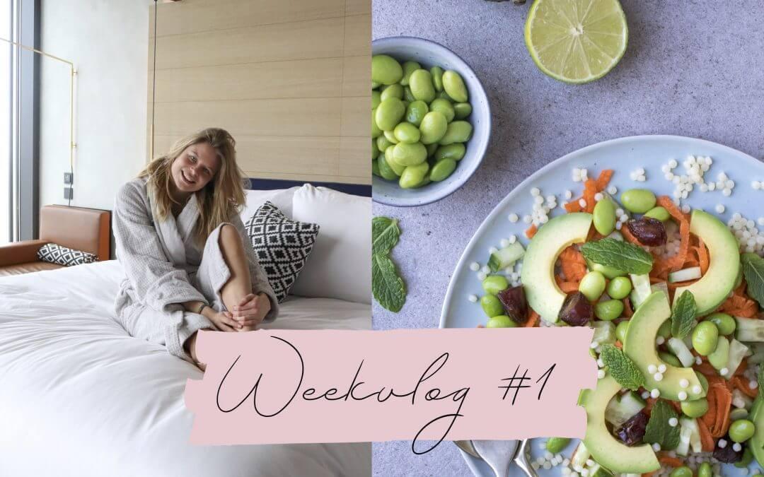Weekvlog #1