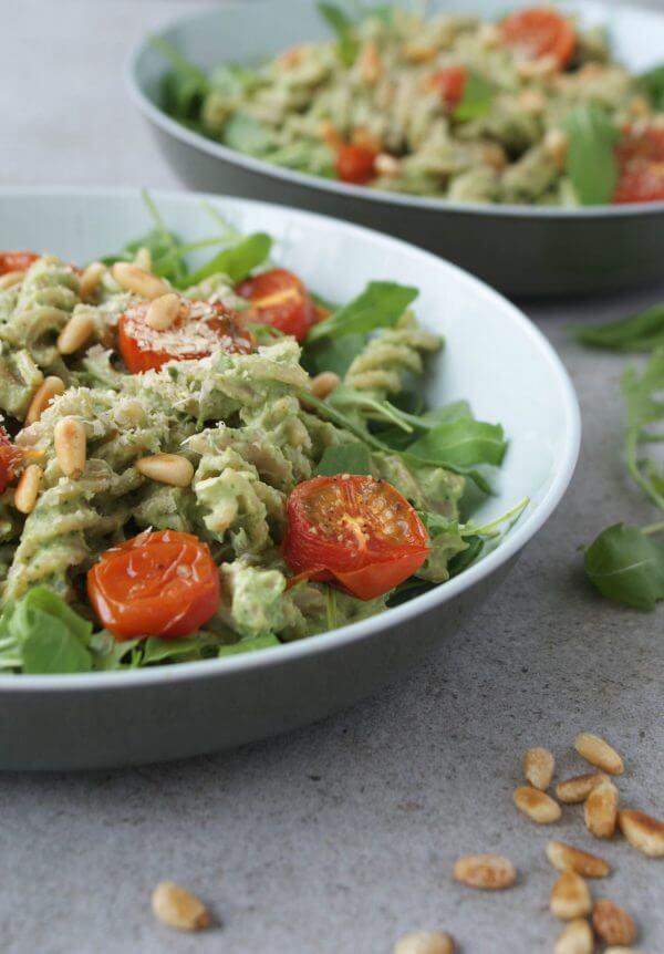vegetarisch-voedingsschema
