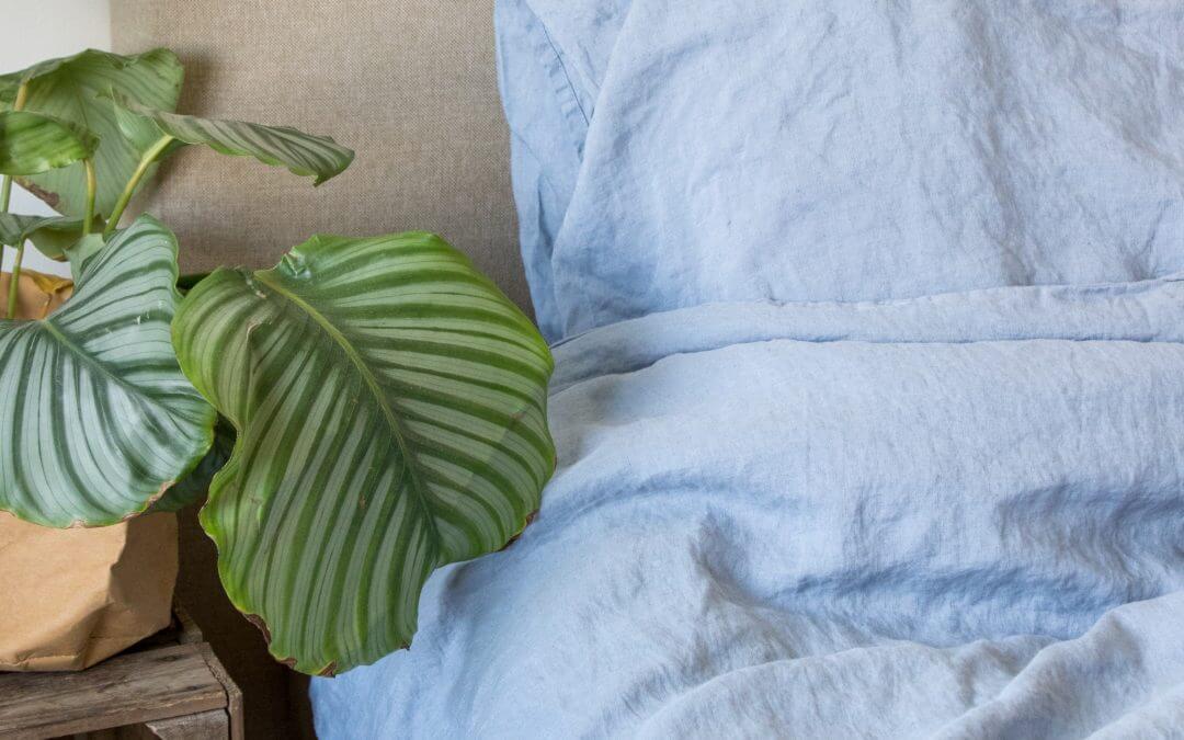 Duurzaam je slaapkamer inrichten