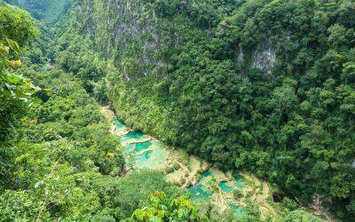 Vijf redenen om te backpacken in Guatemala