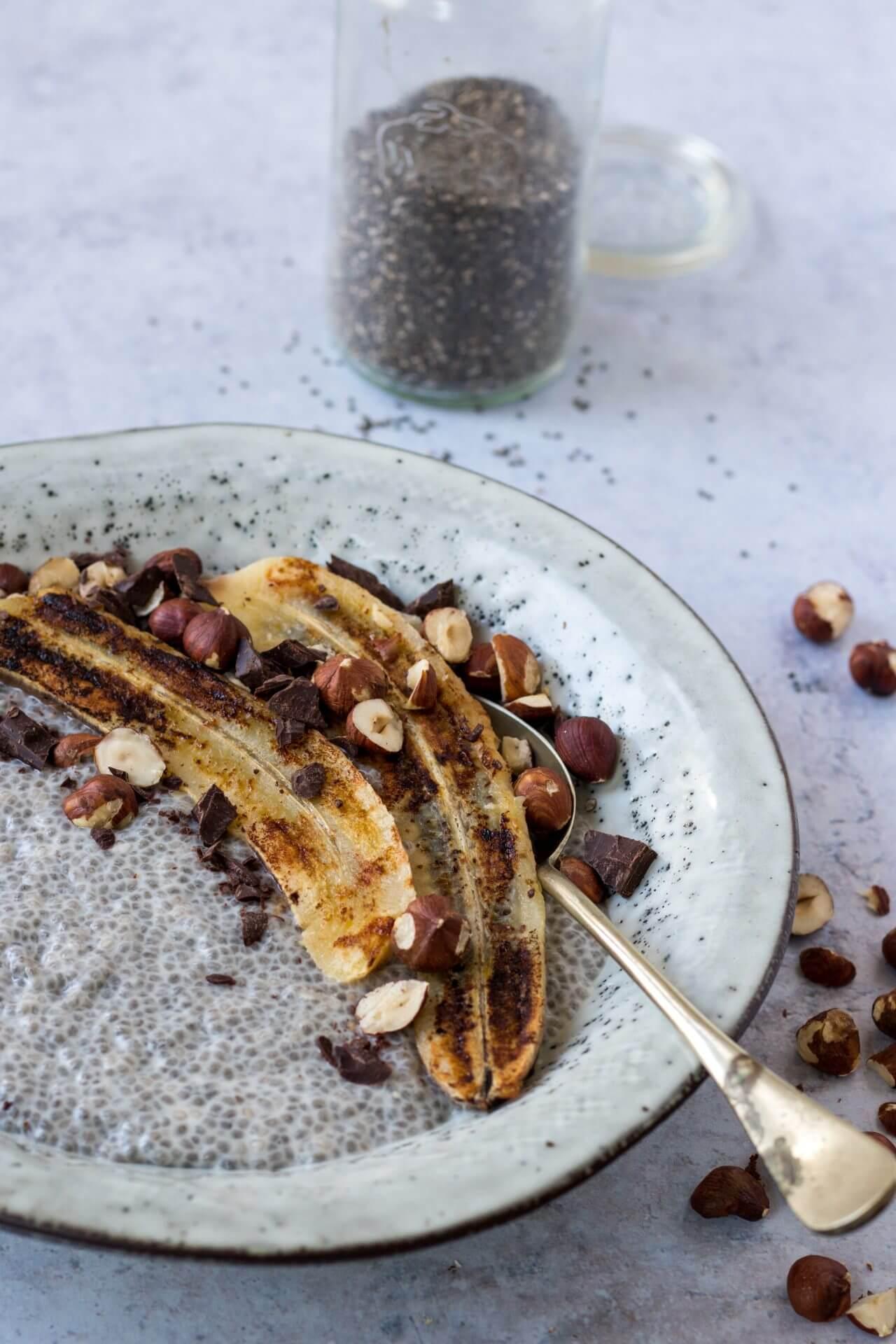 chia-pudding-met-gebakken-banaan