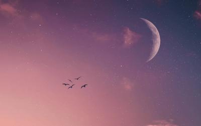 Zo maak je nieuwe maan intenties
