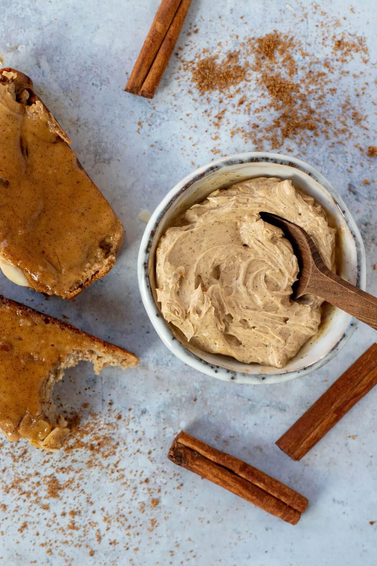 kaneel-ahorn boter