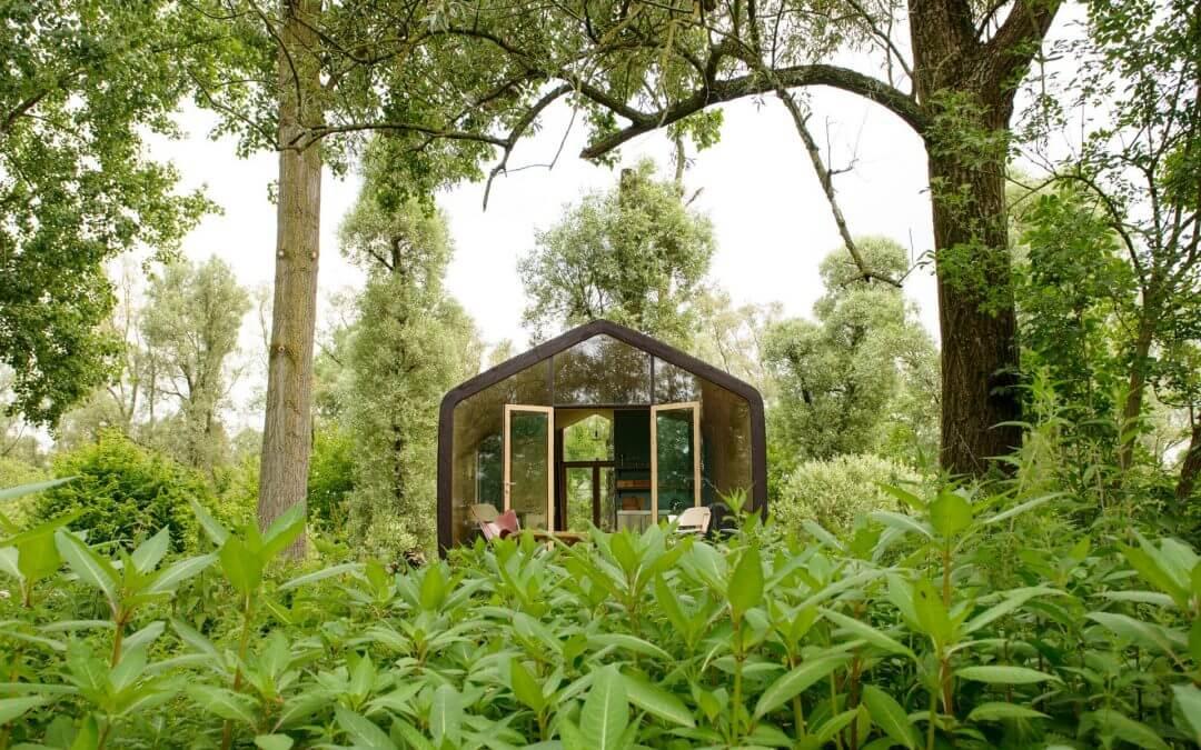 5x overnachten in de natuur in Nederland