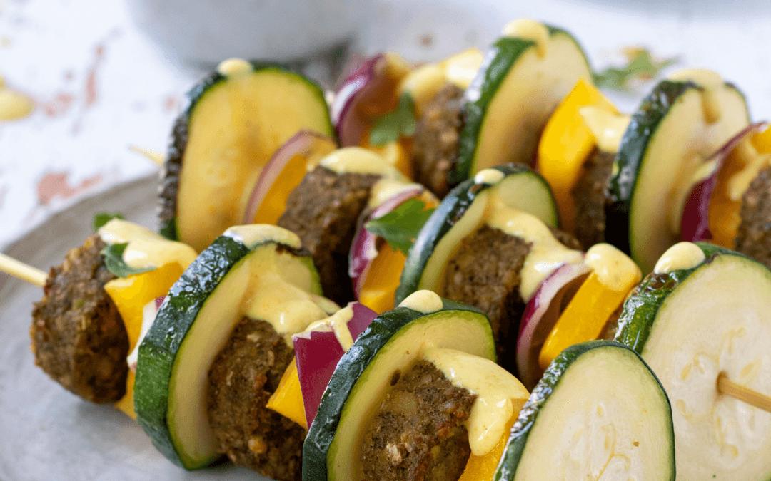 10x vegetarische barbecue recepten