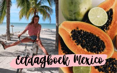 Mijn Mexico eetdagboek – vlog