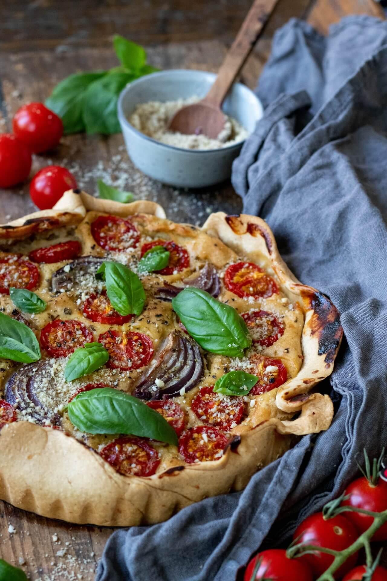 vegan-quiche-met-tomaten
