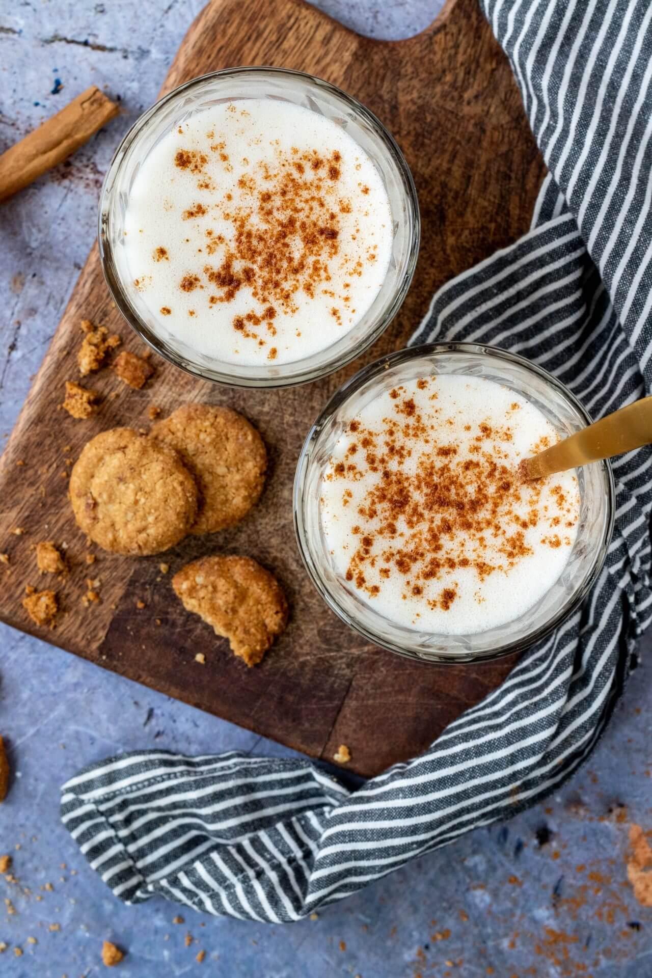 speculaas-latte-vegan