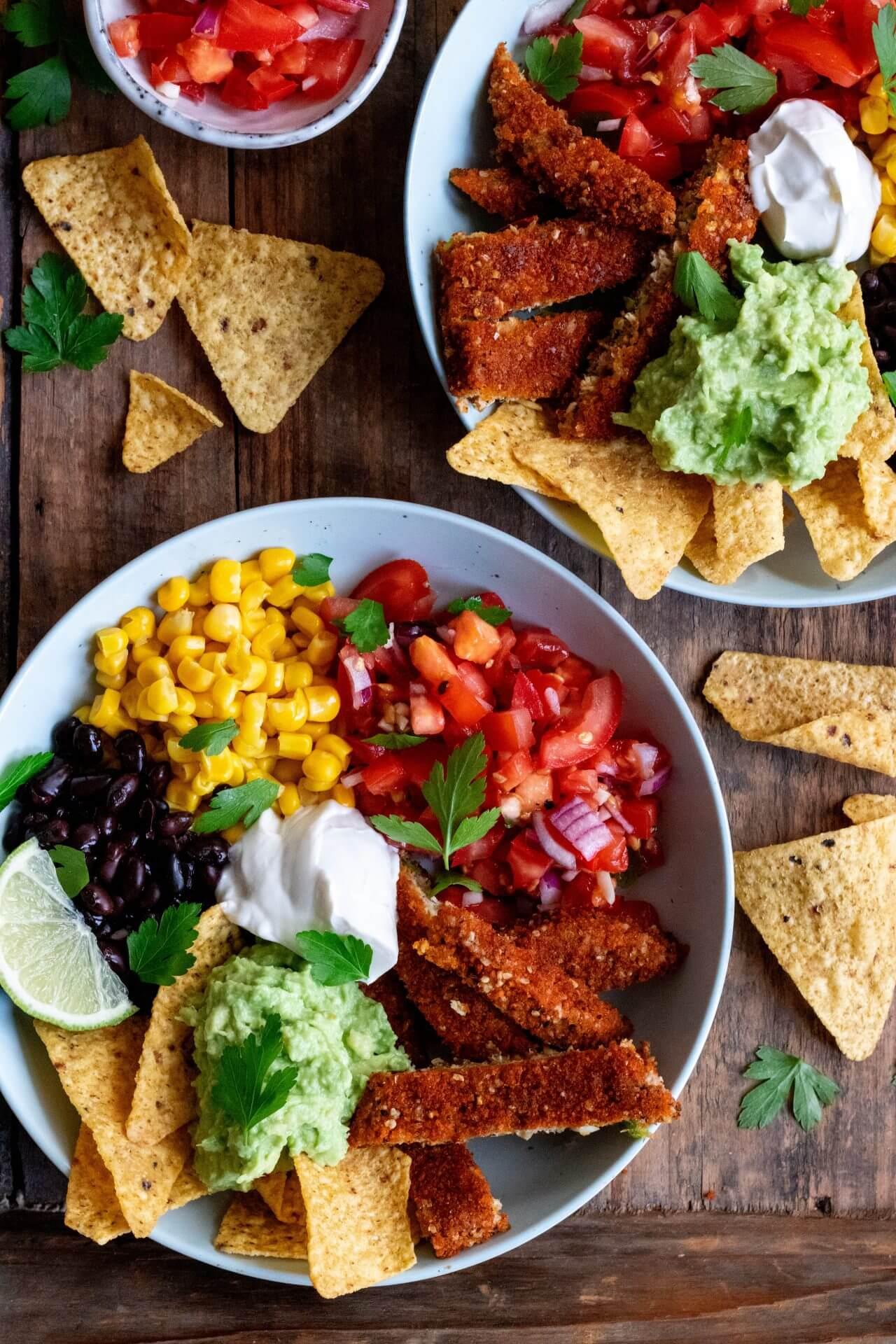 Mexicaanse-burrito-bowl-salade