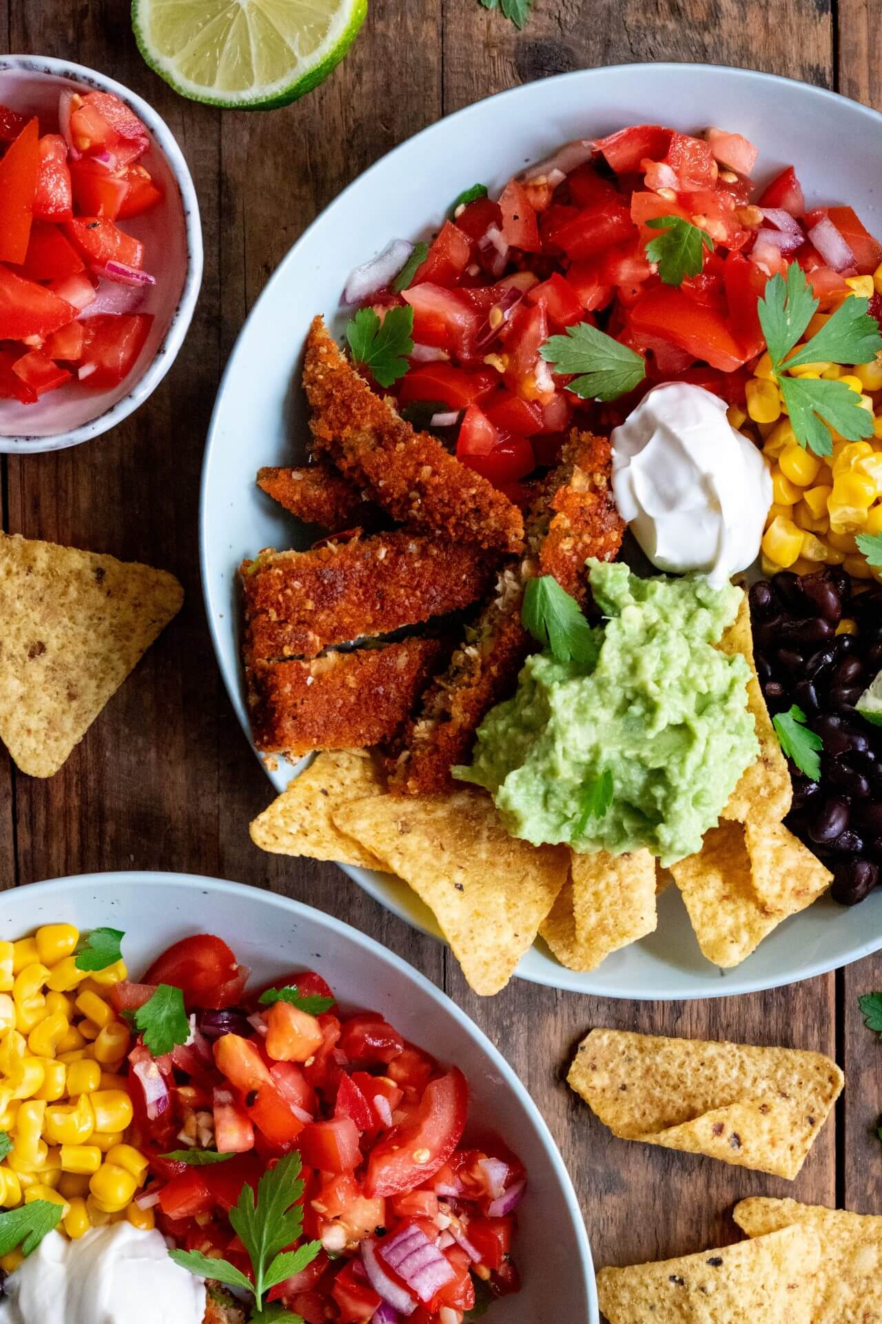Gezonde-vegan-nachos