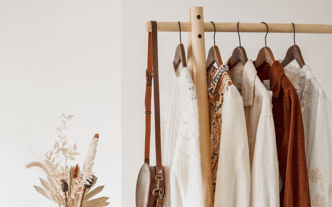 Hoe creëer je een duurzame kledingkast?
