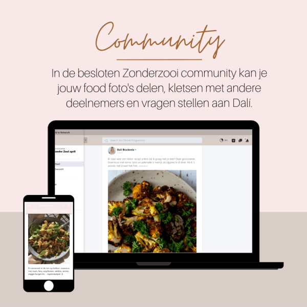 Online Programma Community
