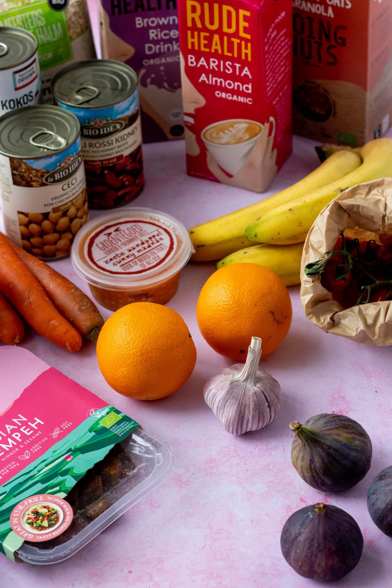 gezonde smoothiebowl