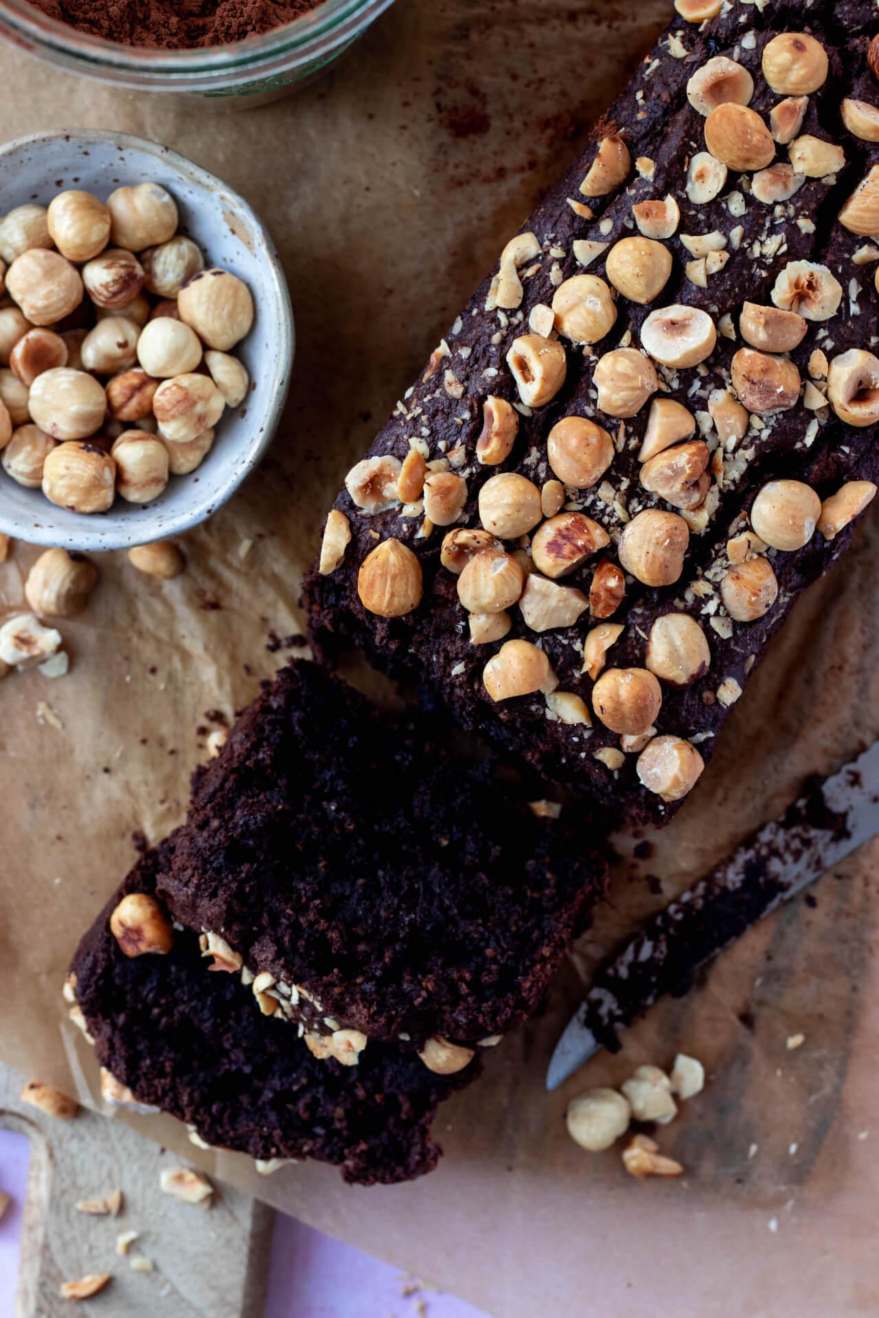 glutenvrije-chocoladecake-koffie